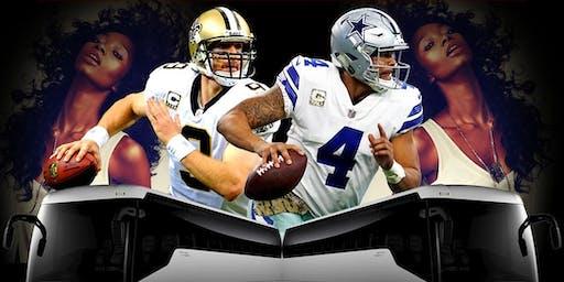 Saints vs Cowboys: All Roads Lead to New Orleans