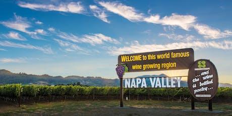 A Summer in Napa Wine Dinner  tickets