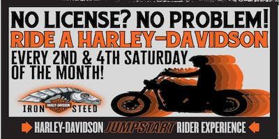 Ride a Harley!