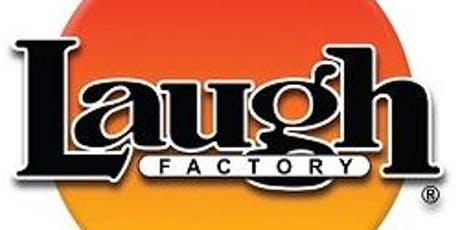 Monday Night Standup Comedy at Laugh Factory (FREE RSVP) tickets