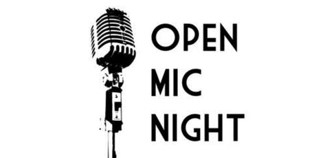 Open Mic Night at the Herter Amp! tickets
