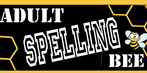 Adult Spelling Bee Fundraiser