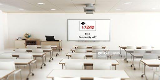 FREE Community ACT