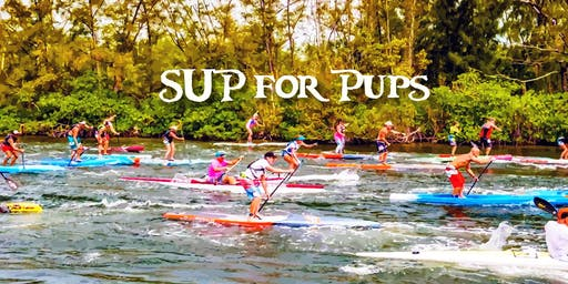 SUP for Pups Intracoastal Challenge