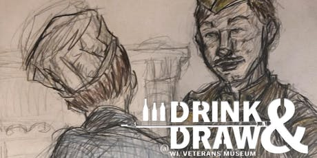 DRINK-N-DRAW AT THE MUSEUM-OCT.10 tickets