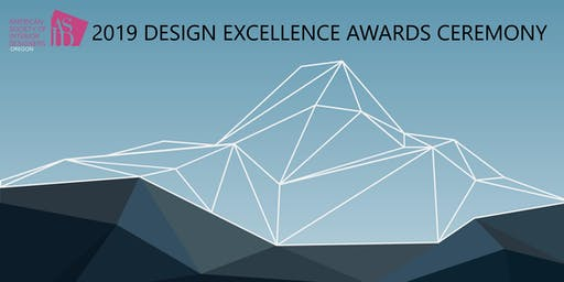 ASID Oregon 2019 Design Excellence Awards Ceremony