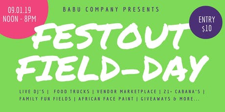 Babu FestOut Field-day tickets