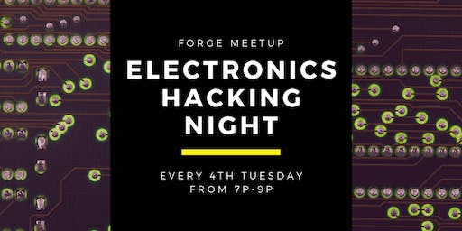 Electronics Hacking Meetup