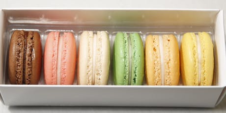 Macaron Magic Workshop tickets