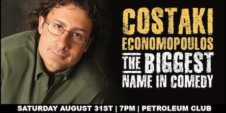 The Costaki Comedy Show tickets
