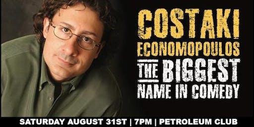 The Costaki Comedy Show