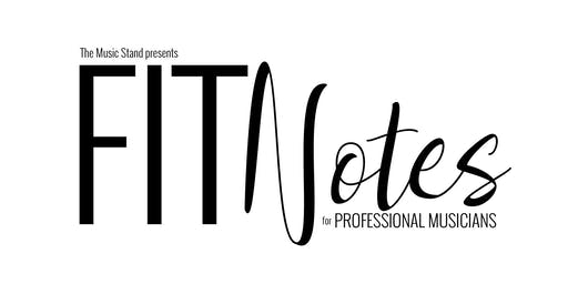 FitNotes for Professional Musicians