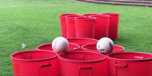 Giant (Nonbeer)Pong In The Park @bucketballerspnw