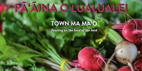 Pāʻāina o Lualualei tickets