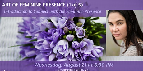 Art of Feminine Presence  tickets