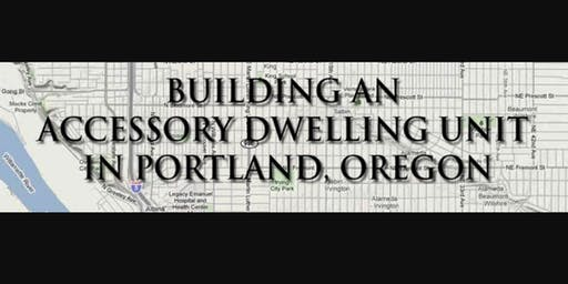 Building an Accessory Dwelling Unit on Your Property in Portland