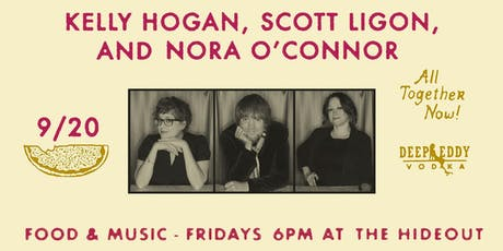 Kelly Hogan, Scott Ligon, and Nora O'Connor | Picnics on the Porch tickets