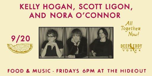 Kelly Hogan, Scott Ligon, and Nora O'Connor | Picnics on the Porch