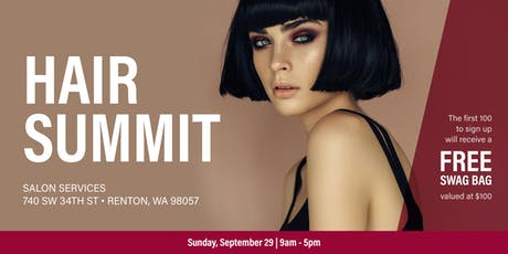 HAIR SUMMIT tickets