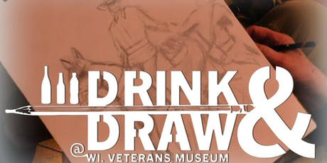 DRINK-N-DRAW AT THE MUSEUM-AUG.8 tickets