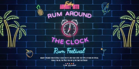 RUM AROUND THE CLOCK: RUM DAY FESTIVAL tickets
