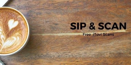 doTERRA  essential oil sip and scan