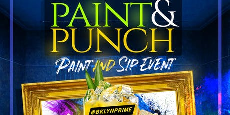 Paint and Punch @ Prime  tickets