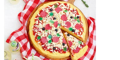Kids Only Pizza Cake Decorating Class
