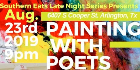 Painting With Poets tickets