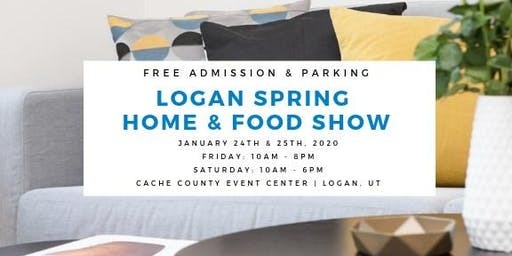 Logan Spring Home & Food Show
