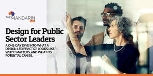 Design for Public Sector Leaders