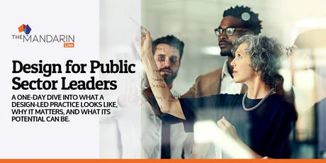 Design for Public Sector Leaders tickets