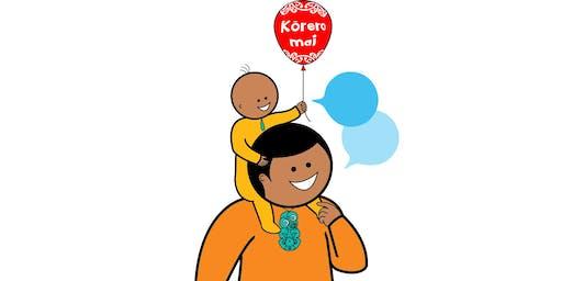 Interactive talk with babies through a Māori lens