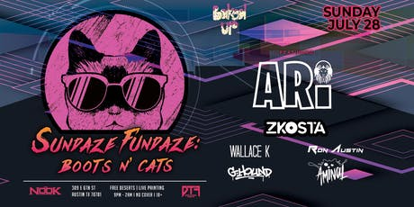 Sundaze Fundaze: Boots N Cats tickets