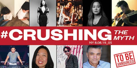 Crushing The Myth 05 (NY) - Summer Rooftop, Speakers & Music! (Aug. 8th) tickets