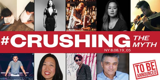 Crushing The Myth 05 (NY) - Summer Rooftop, Speakers & Music! (Aug. 8th)