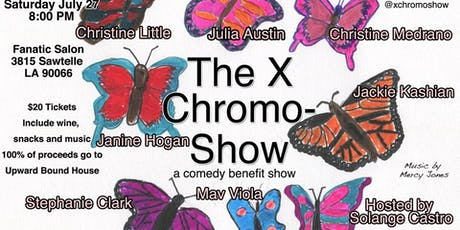 All Women's Comedy Show For A Cause tickets