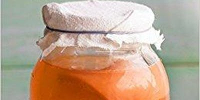 Kombucha - Learn to make your own Probiotic Drink!