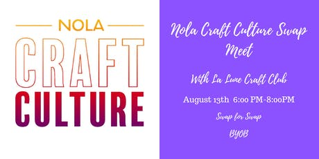 Crafting Swap Meet with La Lune Craft Club tickets