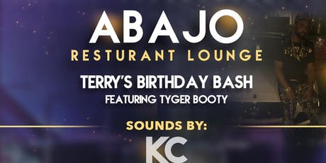 Grand Opening Abajo Restaurant & Lounge  Feat. Tyger Booty & KC Chopz tickets