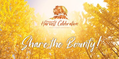 Inaugural Harvest Celebration