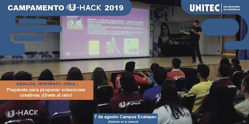 Campamento U-Hack 2019 Eca