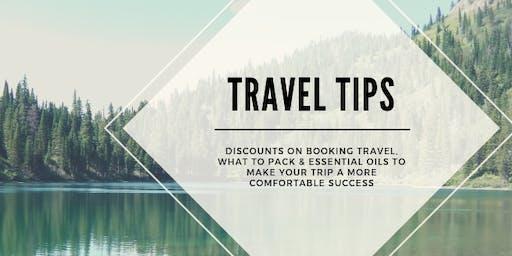 Tips & Tricks for Travel