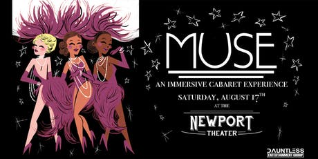 Muse   an immersive cabaret experience tickets