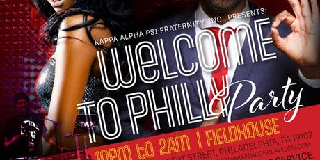 Welcome to Philadelphia Party tickets