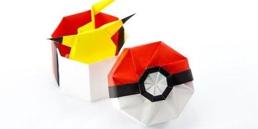 NORTHSIDE: Yokoso Japan- Outstanding Origami (For Grades K-1 ONLY)