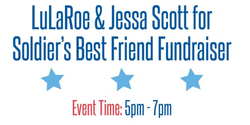 LuLaRoe & Jessa Scott for Soldier's Best Friend