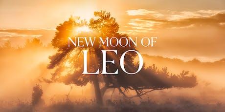 New Moon of Leo tickets