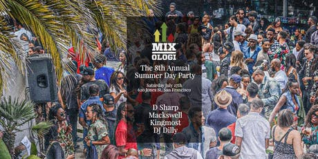 Mixologi's 8th Annual Summer Day Party tickets