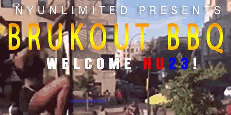 THE BRUK OUT BBQ - HU New Yorkers Unlimited State Club tickets